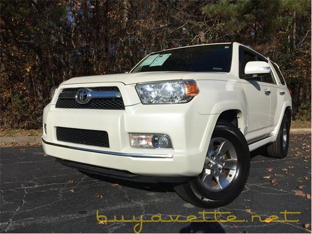 Picture of '10 4Runner - P055