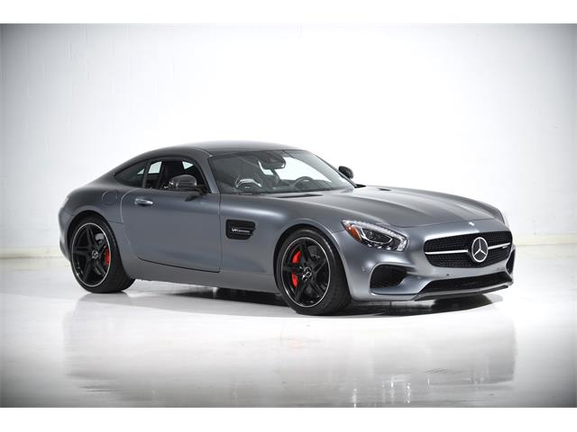 Picture of 2016 Mercedes-Benz AMG located in New York Offered by  - P05K