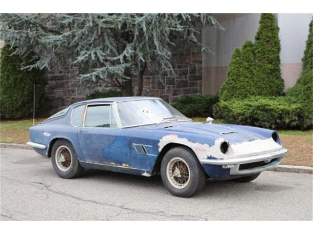 Picture of '67 Mistral - P05X