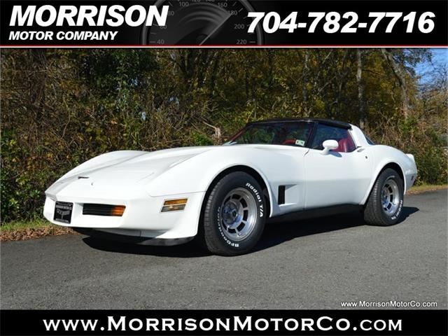 Picture of '81 Corvette - P05Z