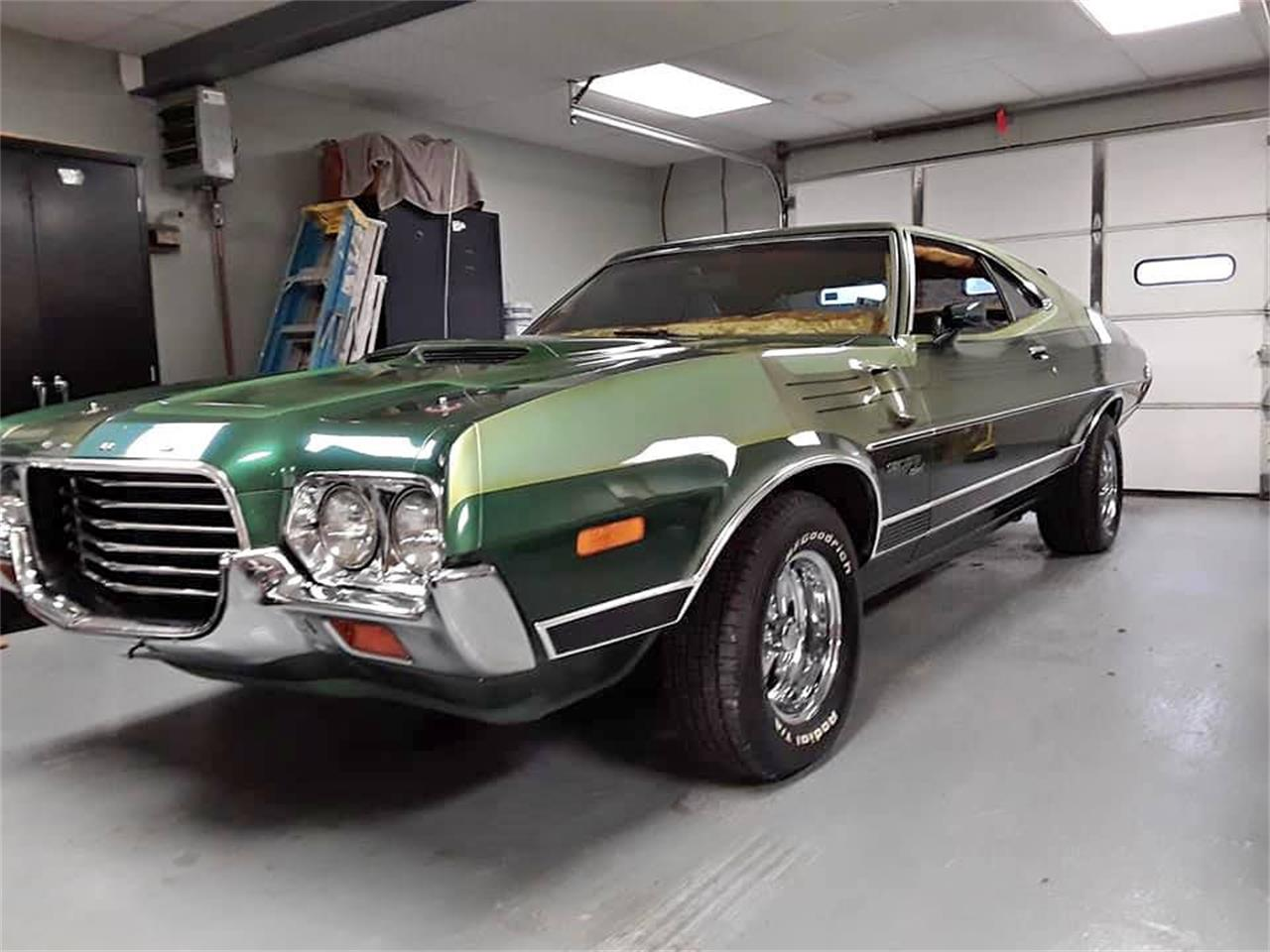 Large Picture of Classic 1972 Ford Gran Torino Offered by Auto Market King LLC - P066