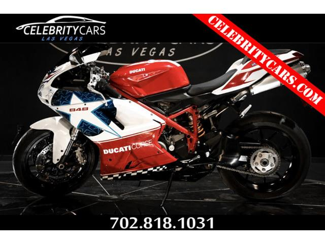 Picture of 2010 Ducati Motorcycle located in Las Vegas Nevada - $16,750.00 - P06B