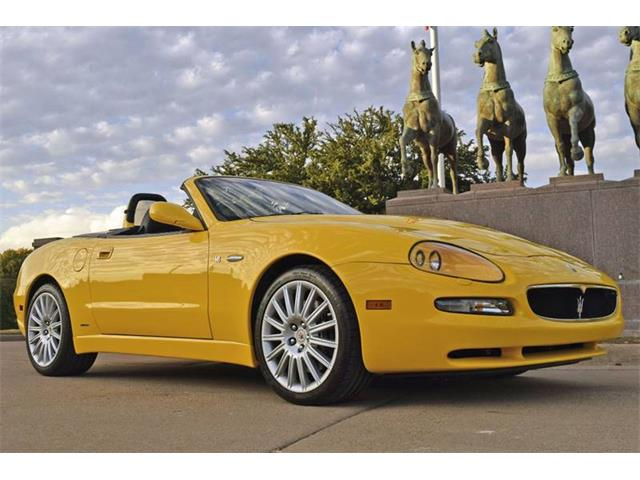 Picture of 2002 Maserati Spyder - $23,900.00 Offered by  - P06N