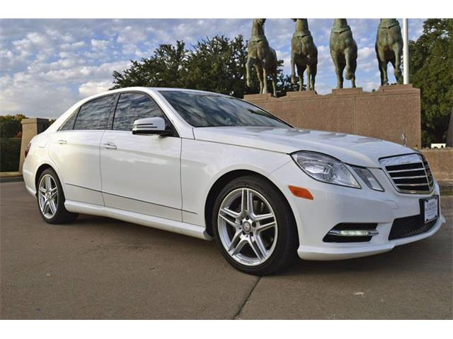 Picture of 2013 Mercedes-Benz E-Class - $21,900.00 Offered by  - P06O
