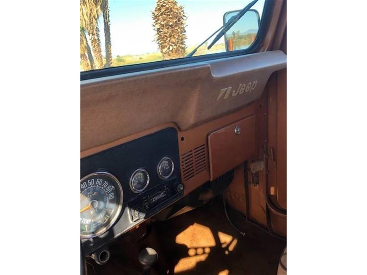 Large Picture of '78 CJ5 - P06P