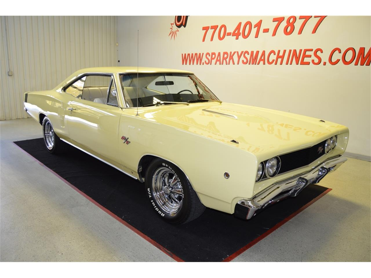 Large Picture of '68 Coronet - P07O