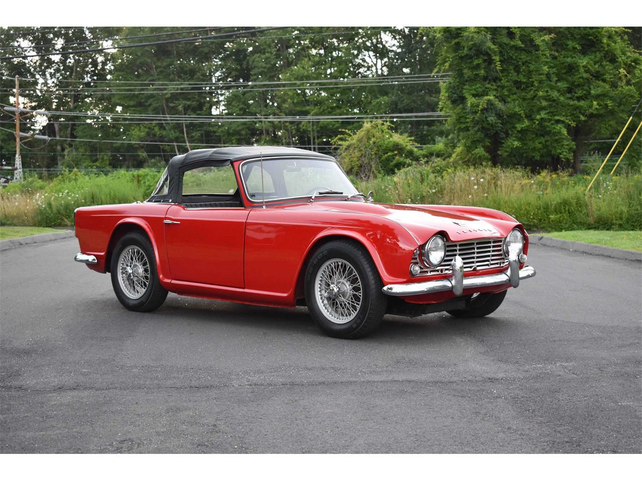 For Sale: 1962 Triumph TR4 in Orange, Connecticut