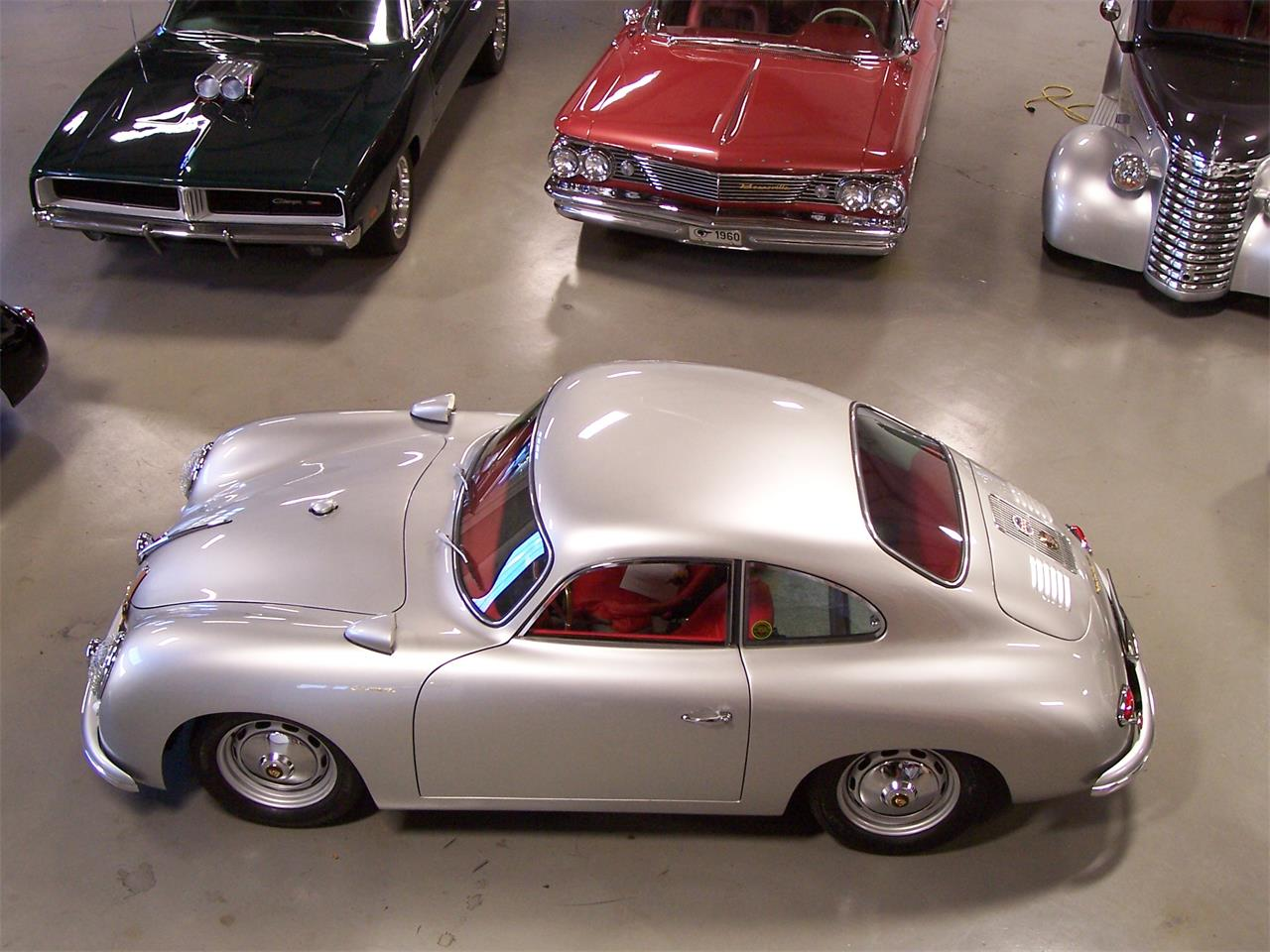 Large Picture of 1957 Porsche 356 located in Georgia - $48,900.00 Offered by Cloud 9 Classics - P08V