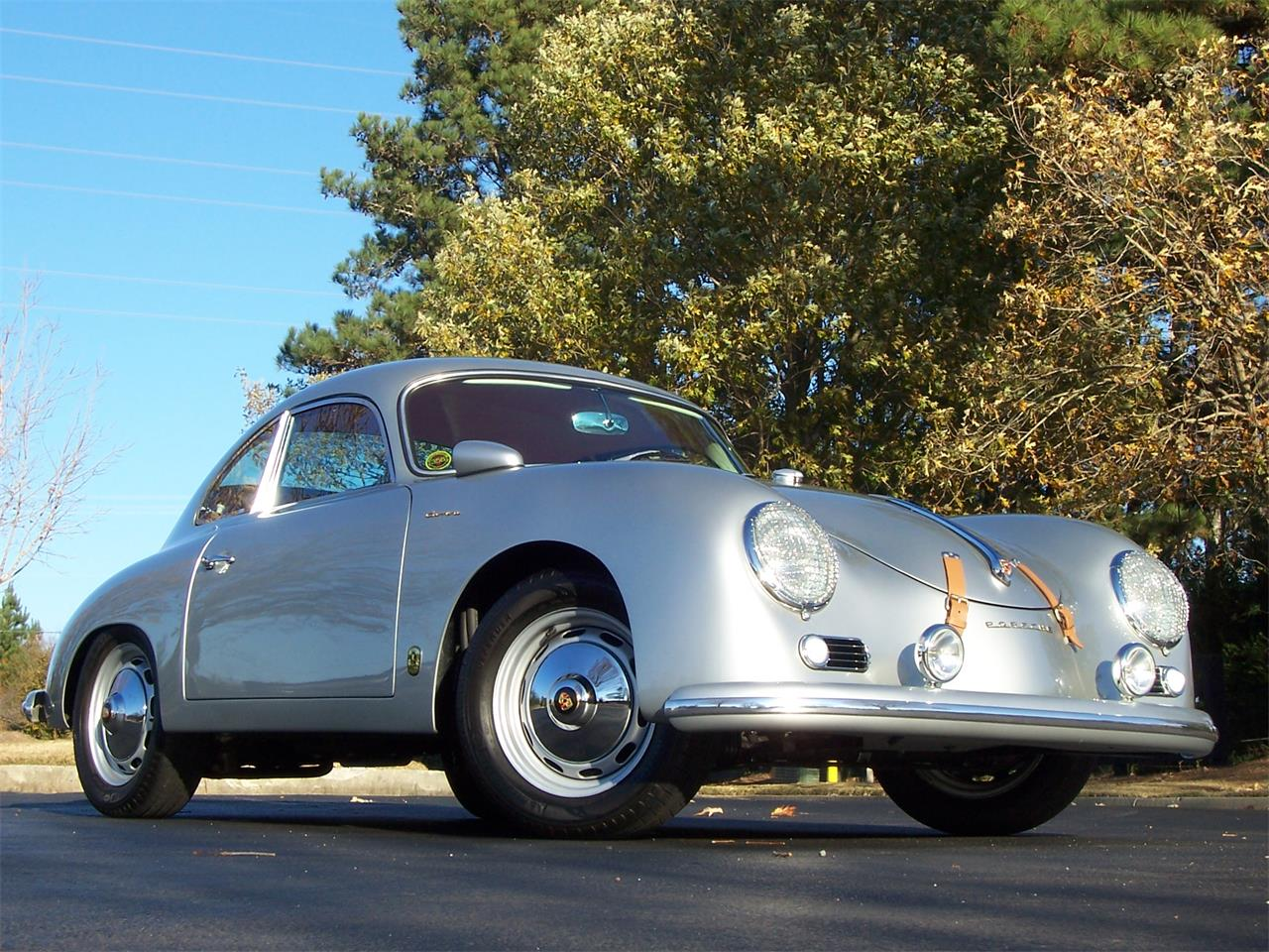 Large Picture of Classic 1957 356 located in Georgia - $48,900.00 Offered by Cloud 9 Classics - P08V