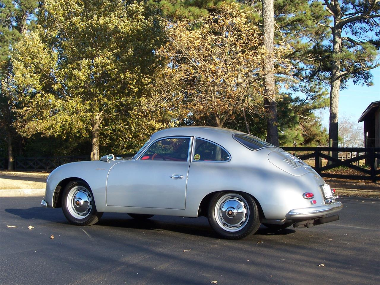 Large Picture of Classic '57 Porsche 356 Offered by Cloud 9 Classics - P08V