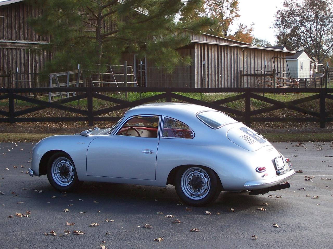 Large Picture of '57 Porsche 356 located in Alpharetta Georgia - $48,900.00 Offered by Cloud 9 Classics - P08V