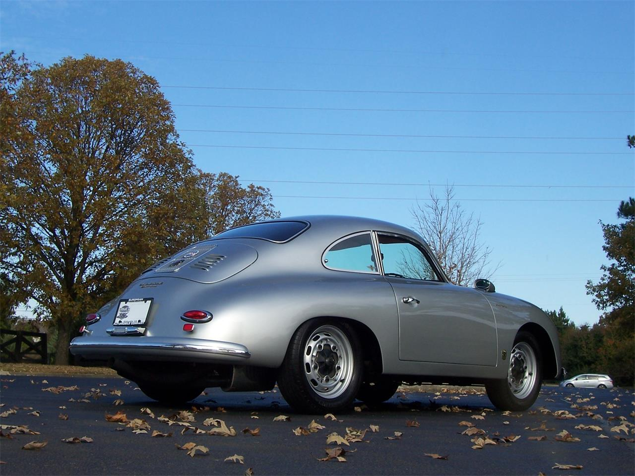 Large Picture of Classic '57 Porsche 356 located in Georgia - $48,900.00 - P08V