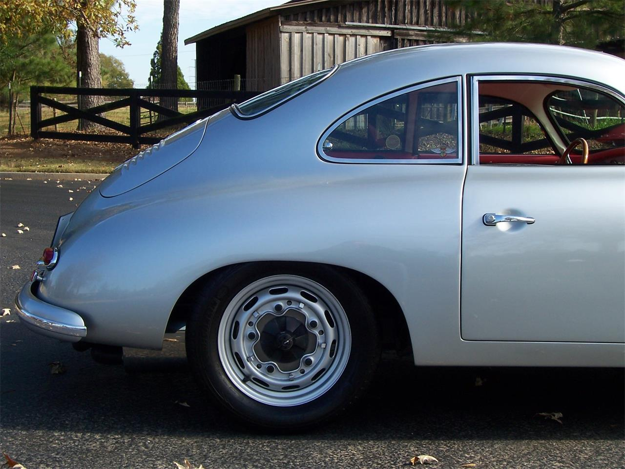 Large Picture of Classic 1957 Porsche 356 - $48,900.00 - P08V