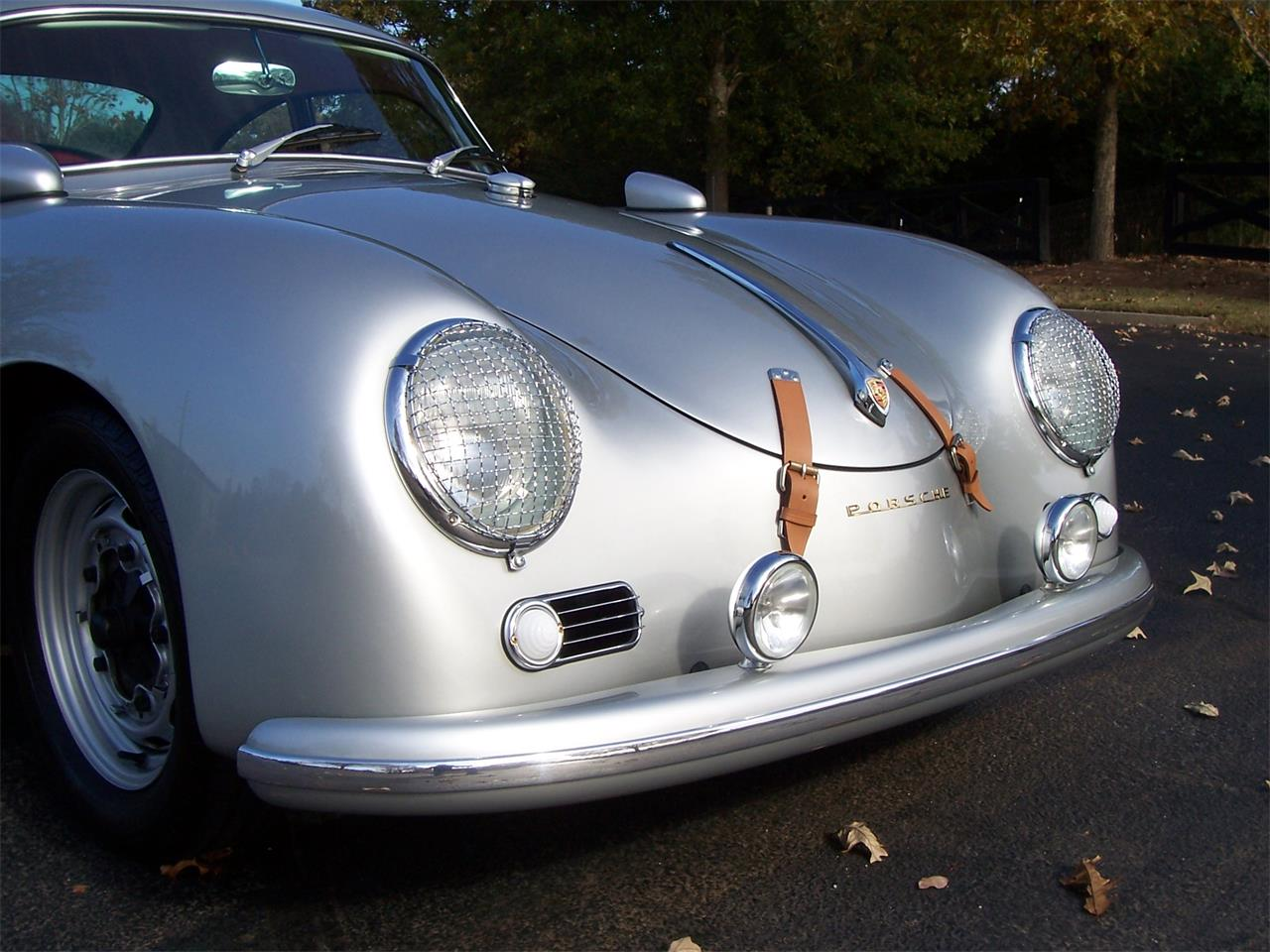 Large Picture of '57 Porsche 356 located in Alpharetta Georgia Offered by Cloud 9 Classics - P08V
