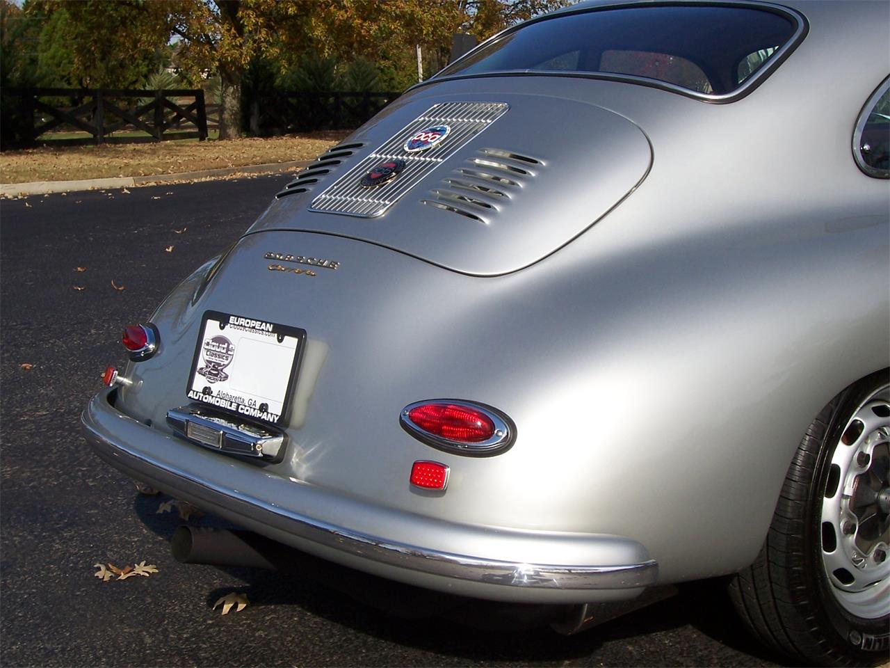 Large Picture of '57 Porsche 356 Offered by Cloud 9 Classics - P08V