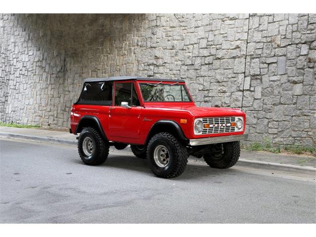 Picture of '74 Bronco - OVKW