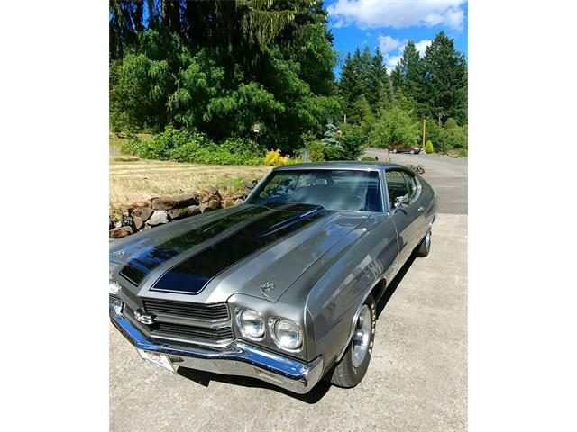 Picture of '70 Chevelle SS - P08X