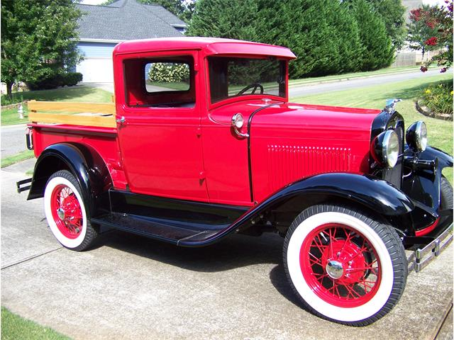 Picture of '31 Model A - P097