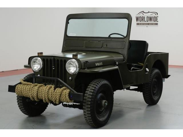 Picture of '48 Willys - P09U