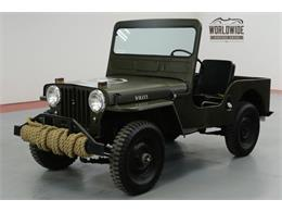 1948 jeep willys for sale | classiccars | cc-1166754