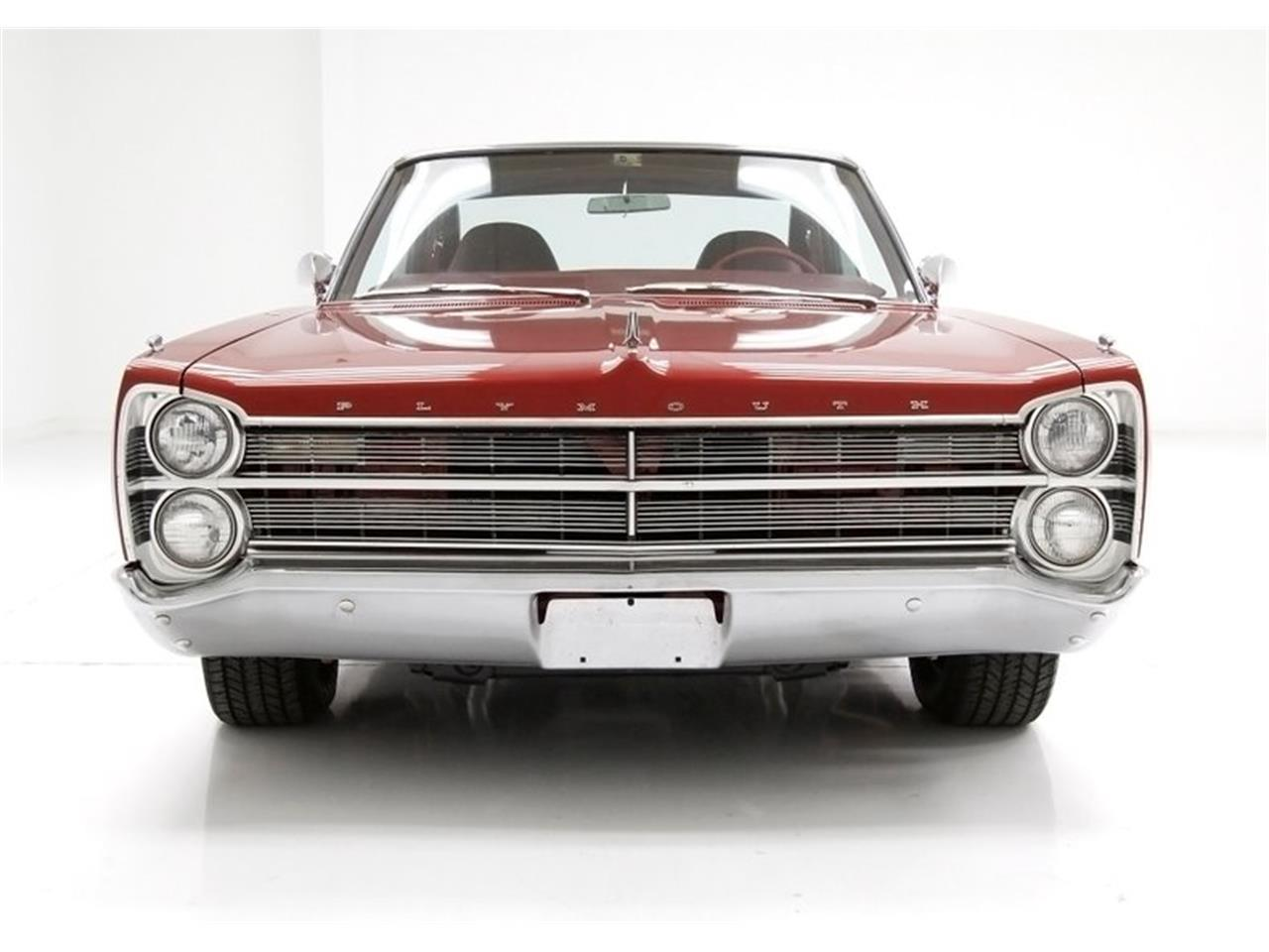 Large Picture of '67 Sport Fury - P0A0