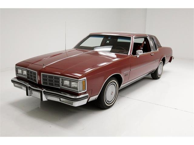 Picture of '83 Oldsmobile Delta 88 located in Morgantown Pennsylvania Offered by  - P0A2