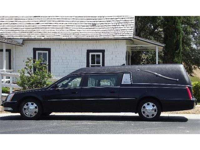 Picture of '11 Hearse - P0AQ
