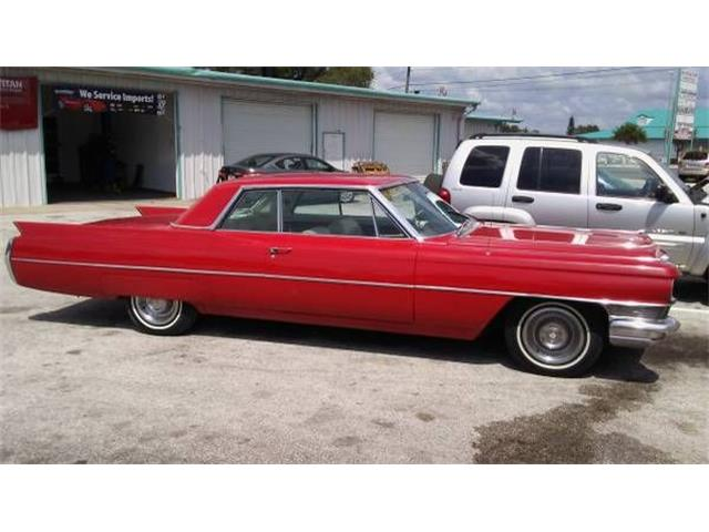 Picture of '64 Coupe DeVille - P0B5