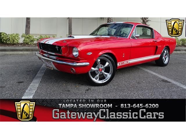 Picture of '66 Mustang - P0B7