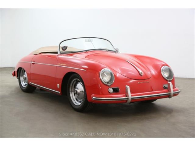 Picture of Classic 1956 Porsche Speedster located in Beverly Hills California - $249,500.00 Offered by  - P0BG