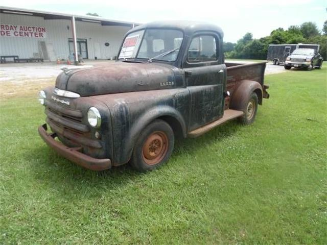 Picture of 1949 Dodge Pickup - $6,495.00 Offered by  - P0BU