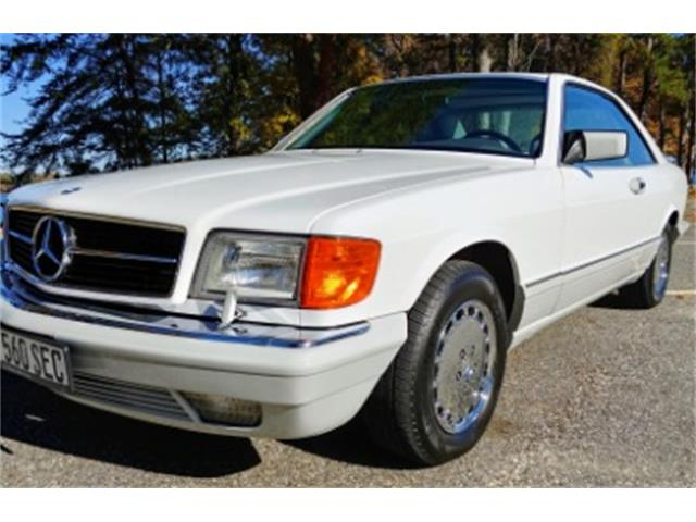 Picture of 1989 560SEC located in Illinois - $19,995.00 Offered by  - P0CB