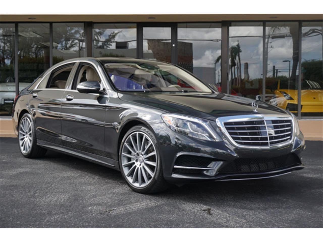 2015 Mercedes-Benz S-Class for Sale | ClassicCars.com | CC ...