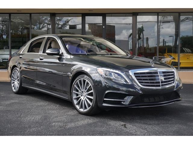 Picture of '15 S-Class - OVL9