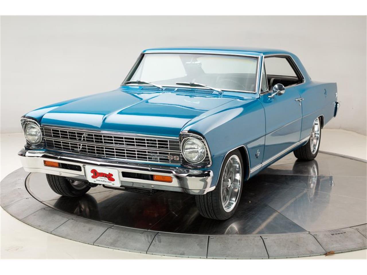 1967 Chevrolet Nova For Sale Classiccars Com Cc 1166905