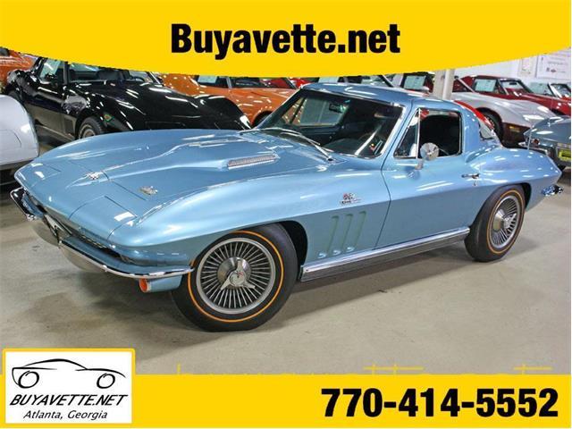 Picture of '66 Corvette - P0E3