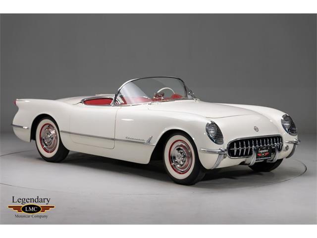 Picture of '54 Corvette - P0EC