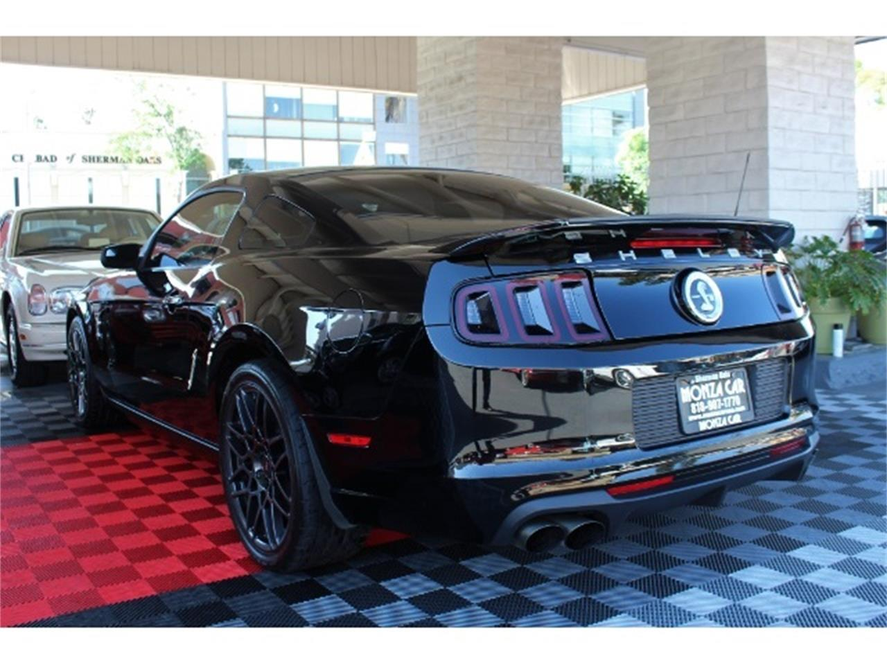 For Sale: 2013 Ford Mustang Shelby GT500 in Sherman Oaks, California
