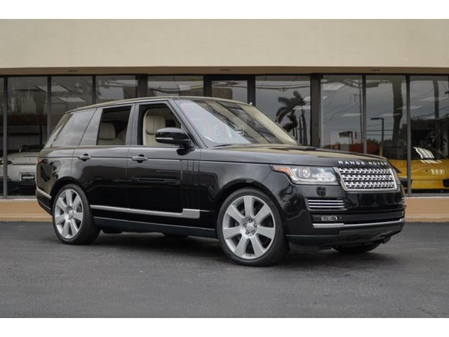 Picture of 2014 Land Rover Range Rover located in Florida - $73,900.00 Offered by  - P0FZ