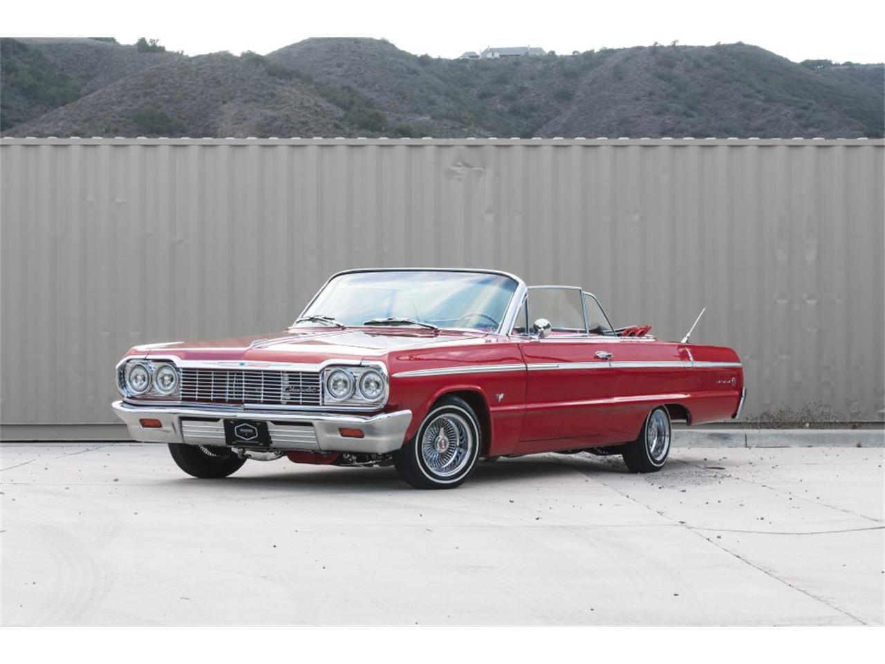 1964 Chevrolet Impala For Sale Classiccarscom Cc 1166987