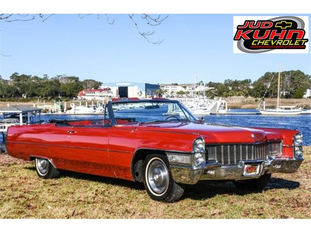 Picture of '65 Cadillac DeVille - $32,995.00 - P0GH