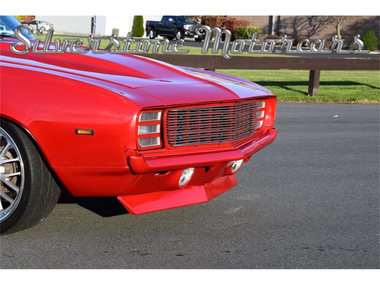 Large Picture of '69 Camaro - OV2F