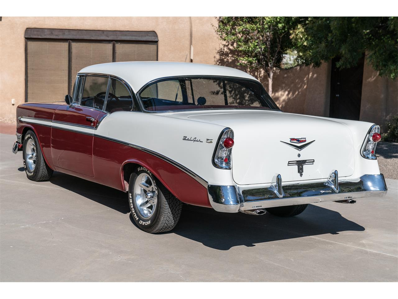 Large Picture of '56 Bel Air - P0H5