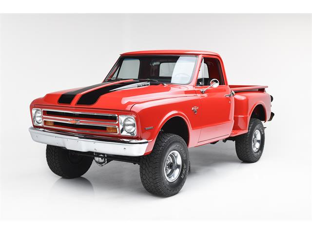 Picture of Classic 1968 Chevrolet K-10 located in Scottsdale Arizona - $44,900.00 - P0H9