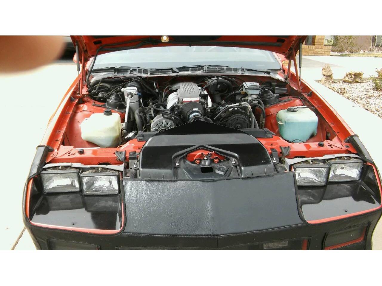 Large Picture of '85 Camaro IROC Z28 - P0HF