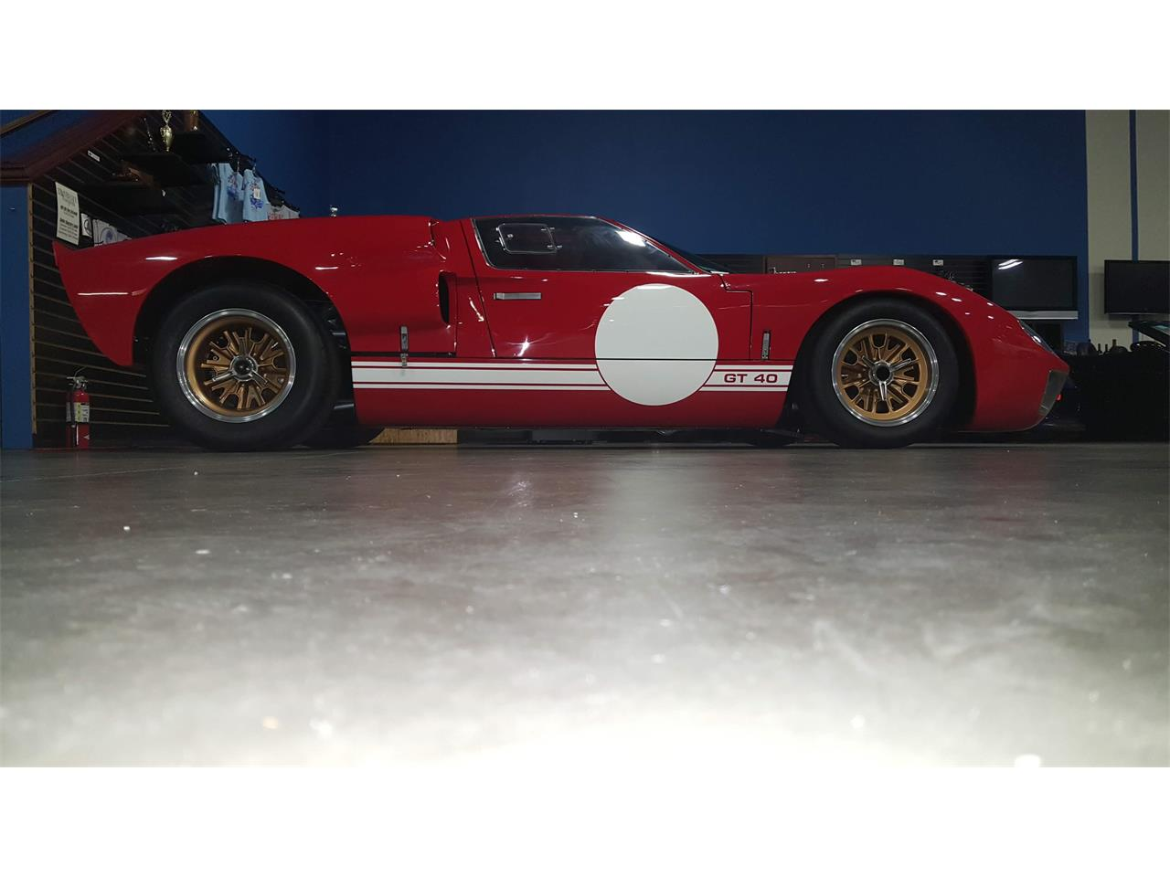 Large Picture of '65 GT40 Mark II - P0HH