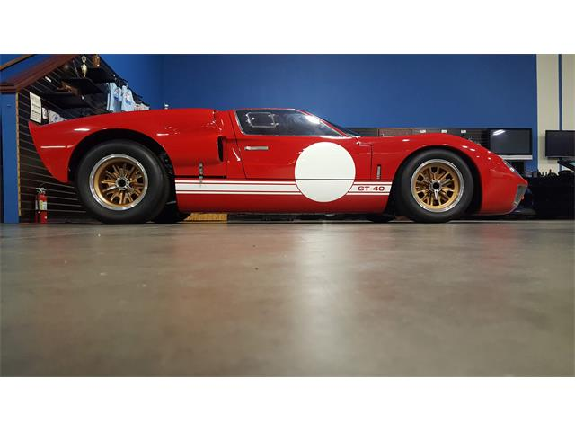 Picture of '65 GT40 Mark II - P0HH