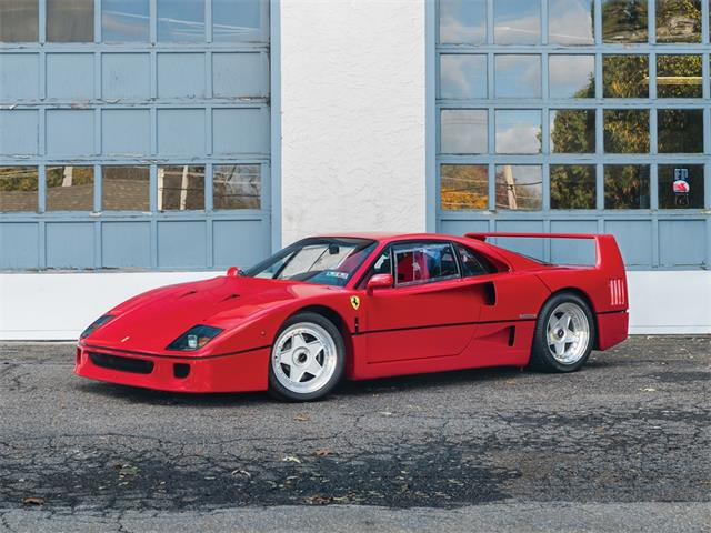 Picture of '89 F40 - OVLR