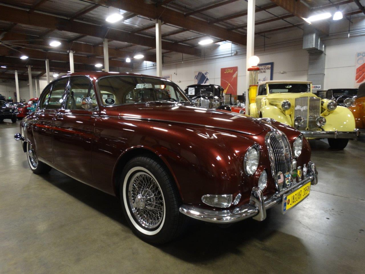 1967 jaguar 3.8s for sale | classiccars | cc-1167037