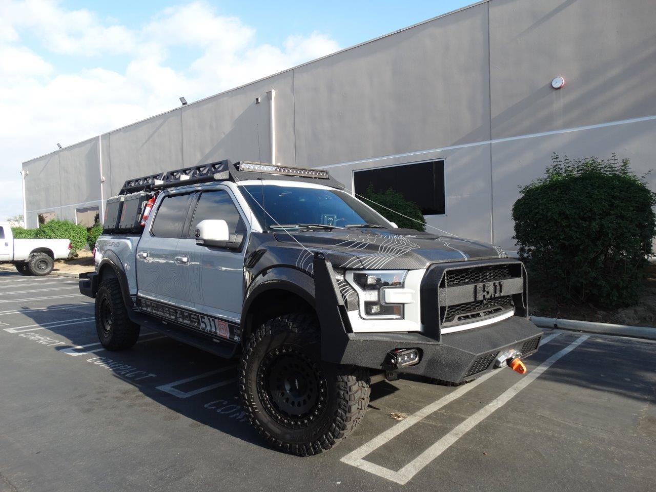 Custom Ford Raptor >> For Sale 2017 Ford Raptor In Costa Mesa California